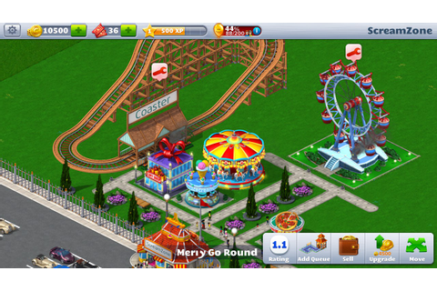 RollerCoaster Tycoon® 4 Mobile – Games for Android – Free ...