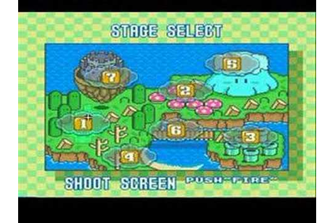 Yoshi's Safari (SNES) Intro & 1st Stage - YouTube