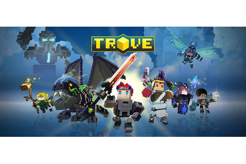 Trove on Steam
