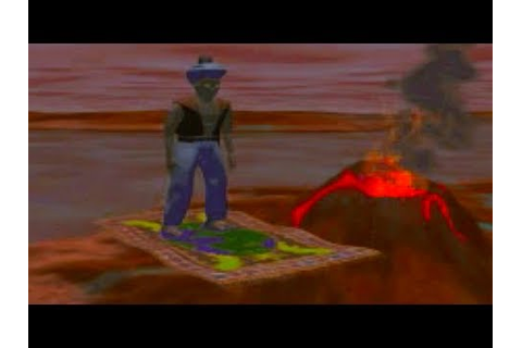 Magic Carpet Game Review (PS1) - YouTube