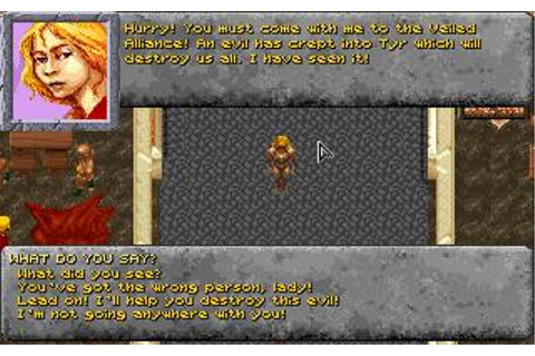 Dark Sun 2: Wake of the Ravager Download (1994 Role ...
