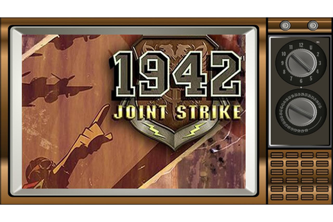 1942 Joint Strike, xbox 360 live arcade game [my test ...