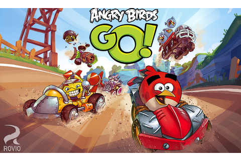 Angry Birds Go! APK+DATA (MOD Unlimited Gold Coins) Free ...