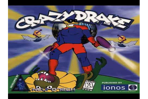 Crazy Drake (MS-DOS) ~ Complete Soundtrack - YouTube