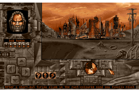 Super Adventures in Gaming: Perihelion: The Prophecy (Amiga)