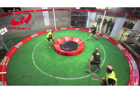 Best sport ever! 360BaLL - YouTube