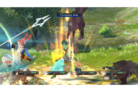 Tales of Berseria (PS4 / PlayStation 4) News, Reviews ...