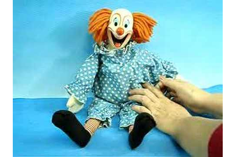 1963 Original Talking Bozo Doll Toy - Auction Bay Online ...