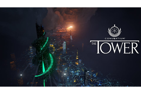 Consortium: The Tower Launches into Steam Early Access ...