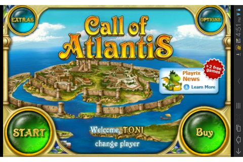 Call of Atlantis Free Download - FREE PC DOWNLOAD GAMES