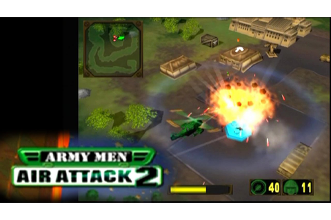 Army Men: Air Attack 2 ... (PS2) - YouTube