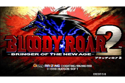 Bloody Roar 2 Game Sample - Arcade - YouTube