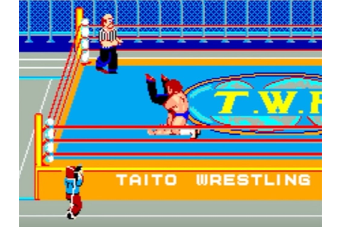 Old-school wrassler Mat Mania returns on Nintendo Switch