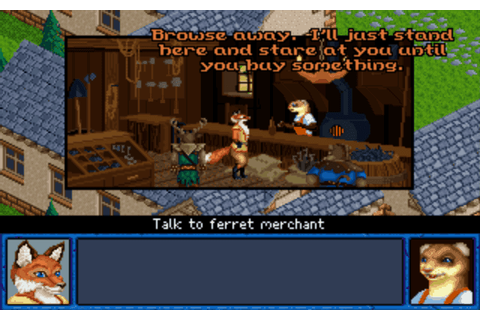 Download Inherit the Earth: Quest for the Orb - My Abandonware