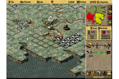 GAMES:Lords of the Realm II - DOSBoxWiki
