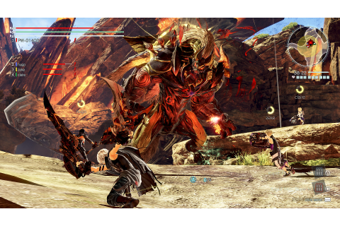 GOD EATER 3 Game | PS4 - PlayStation