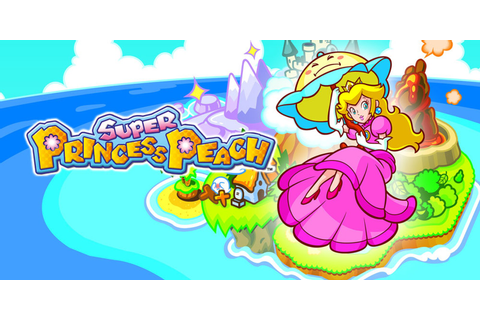 Super Princess Peach | Nintendo DS | Games | Nintendo