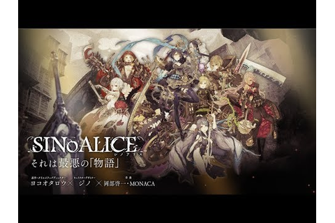 SINoALICE (JP Mobile Game) 7 Minutes Gameplay - YouTube