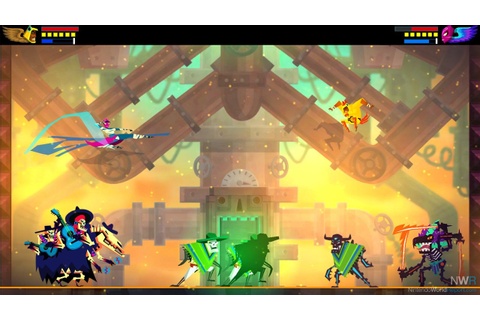 Guacamelee: Super Turbo Championship Edition - Game ...