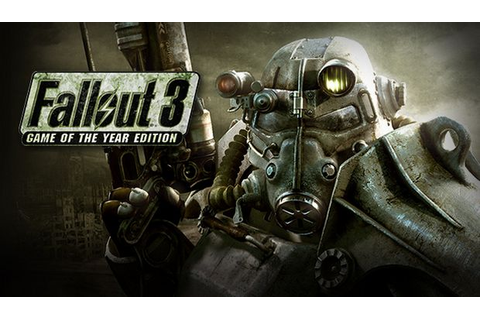 Fallout 3: Game of the Year Edition Free Download (v1.7.0 ...
