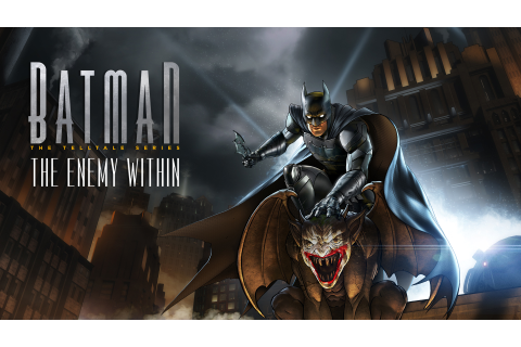 Batman The Telltale Series The Enemy Within, HD Games, 4k ...