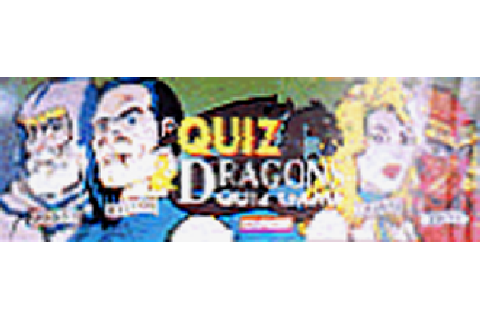 Quiz & Dragons: Capcom Quiz Game (USA 920701) ROM