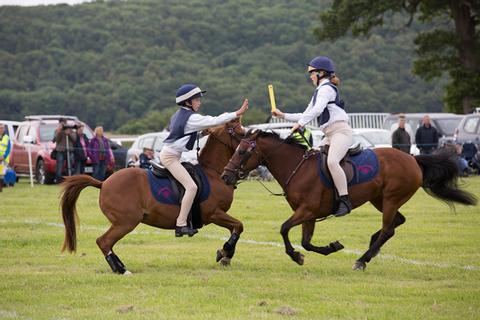 Pony Club Mounted Games sees support from Just Chaps | The ...