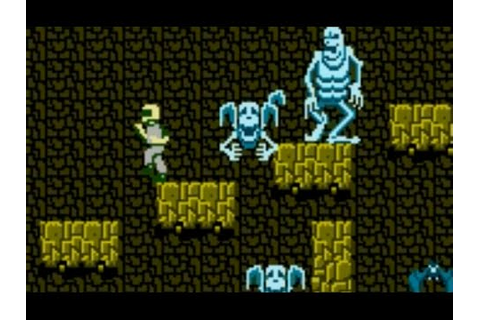 Dr. Chaos (NES) Playthrough - NintendoComplete - YouTube