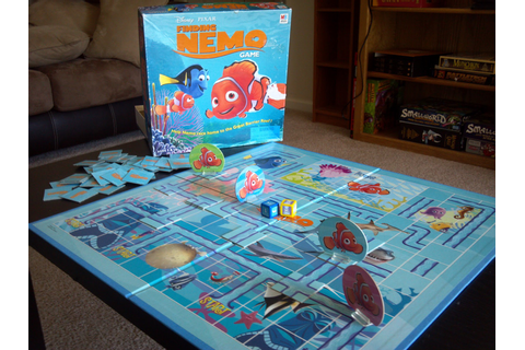Finding Nemo Game | A Board Game A Day
