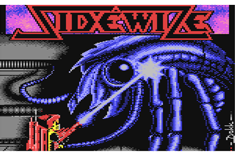 Play Sidewize Online C64 Game Rom - Commodore 64 Emulation ...
