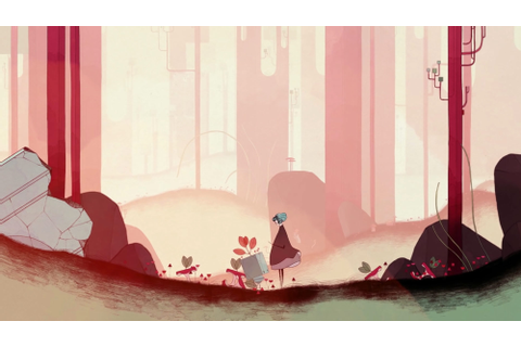 GRIS: Explore a Surreal Watercolor Landscape in a New ...