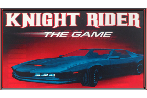 Knight Rider The Game :: PC :: Прохождение :: #1 - YouTube