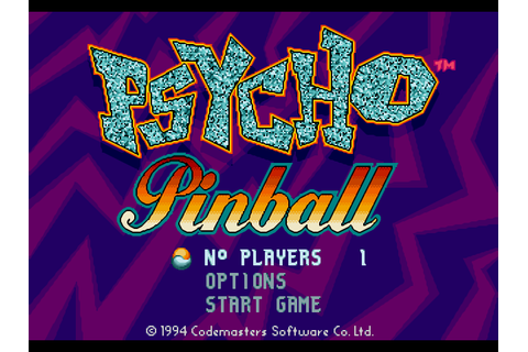 Psycho Pinball Screenshots | GameFabrique