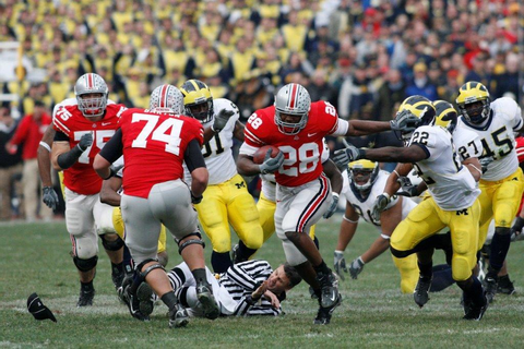Ohio State Ready For Rivalry Game Against Michigan | WOSU ...