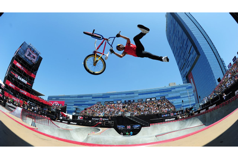 Worlds Best & Greatest BMX Tricks, Amazing X Games Footage ...