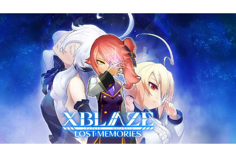 XBlaze Lost: Memories Free Download PC Games | ZonaSoft