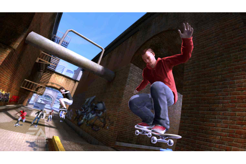 watch movies trailers: Skate 3 games ps3