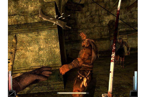Game Dark Messiah of Might and Magic » Might and Magic ...