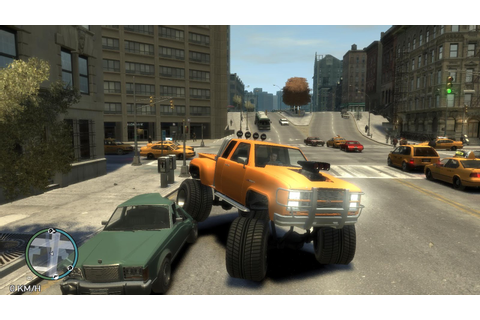 Download Grand Theft Auto IV-Free PC Game-Full Version ...