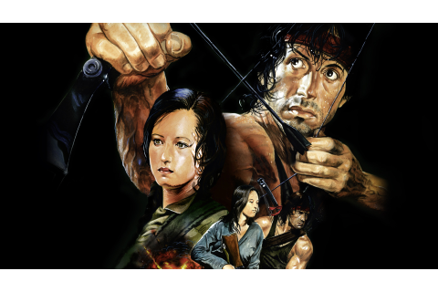 John Rambo on Rambo: First Blood Part II | Rambo Wiki ...