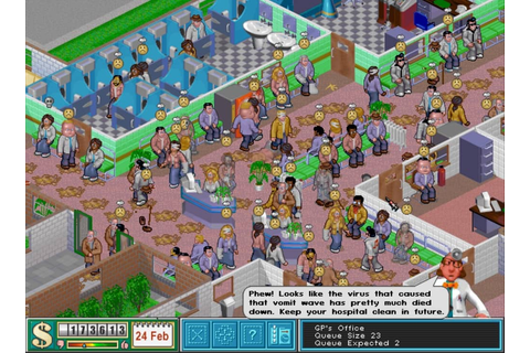 Games That Changed Our Lives #16: Theme Hospital – GameSpew