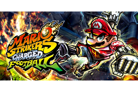 Mario Strikers Charged Football | Wii | Games | Nintendo