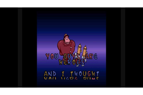 The Ren & Stimpy Show: Fire Dogs SNES Ending - YouTube