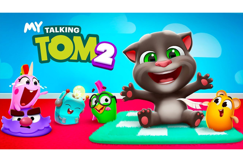 My Talking Tom 2 Android Gameplay EP#1 HD | New Talking ...