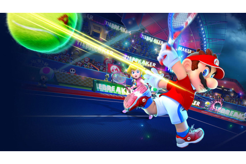 Mario Tennis Aces 3.0 Update Introduces New Single Player ...