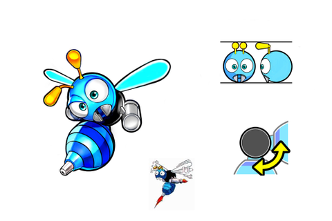 Video game bees. They're in my eyes - Page 3 - NeoGAF