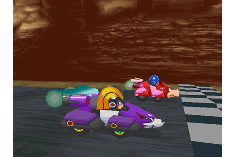 VGJUNK: MEGA MAN BATTLE & CHASE (PS1)