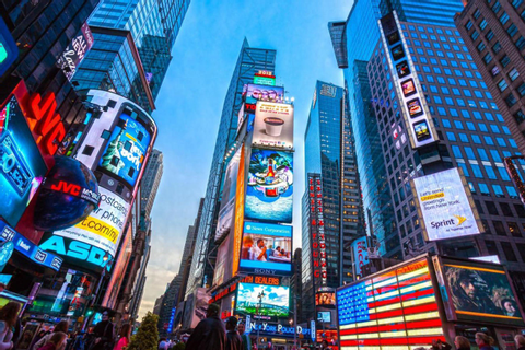 Google Launches Interactive Games on Times Square's ...