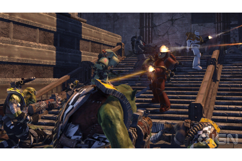 Warhammer: Space Marine Screenshots, Pictures, Wallpapers ...