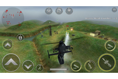 GUNSHIP BATTLE for Android - APK Download